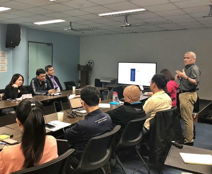 DSWD, interested in DOST-ASTI's ICT system services