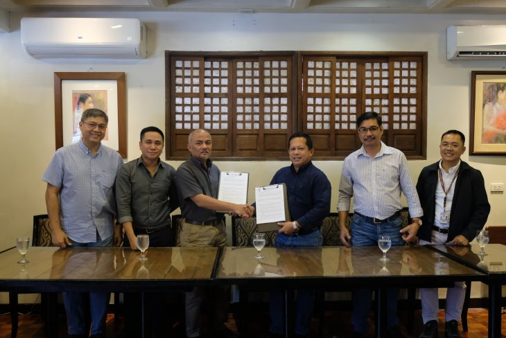 DOST-ASTI signs MOA with BPSU for Mango Detection Project