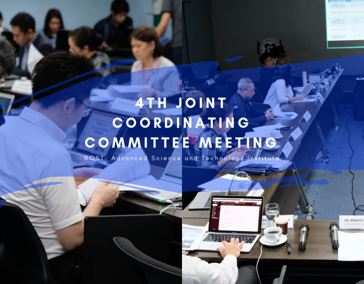 DOST-ASTI hosts 4th JCC Meeting for ULAT