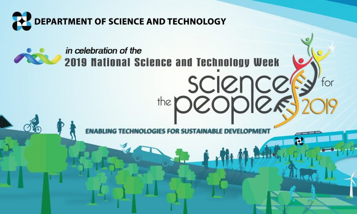 2019 National Science and Technology Week (NSTW)