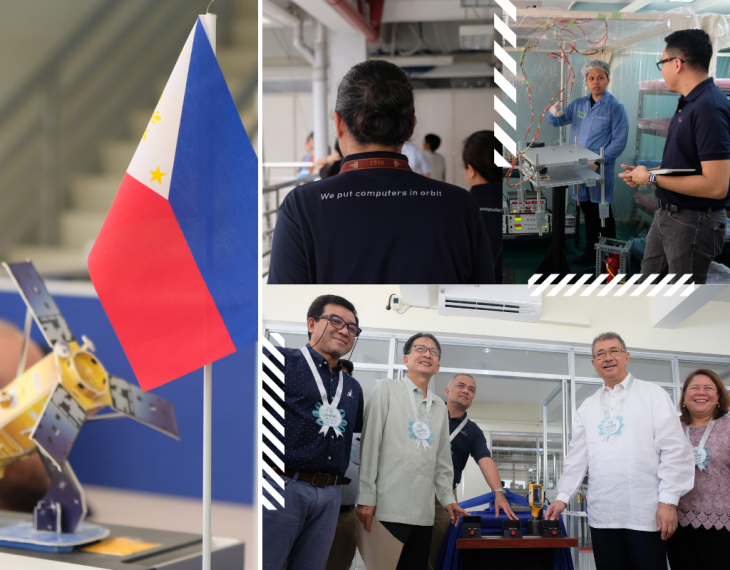 Today's event in photos: ULyS3ES Inauguration