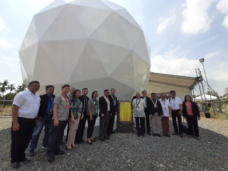 DOST-ASTI inaugurates Davao Ground Receiving Station