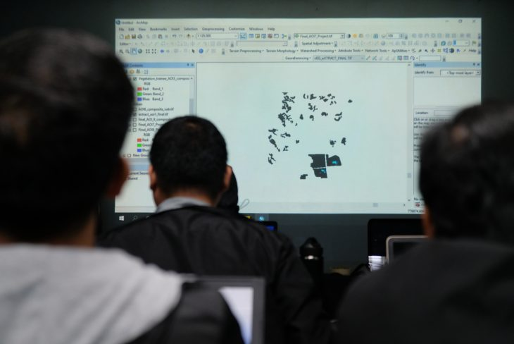 DATOS hosts NAMRIA AI4EO Workshop