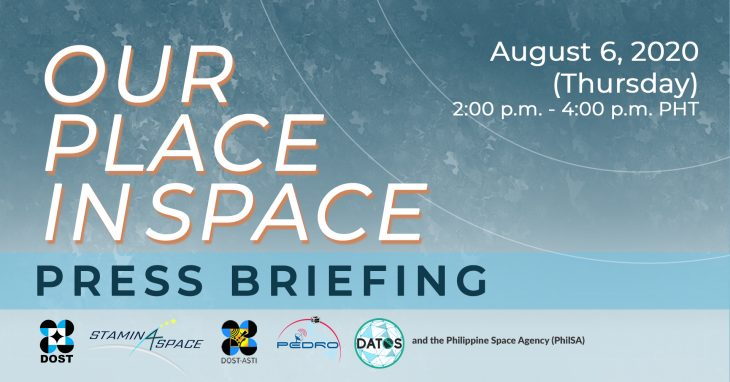 Our Place in Space: Scientists Reveal What's Next for the PH Space Sector